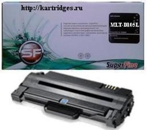 Картридж SuperFine SF-MLT-D105L