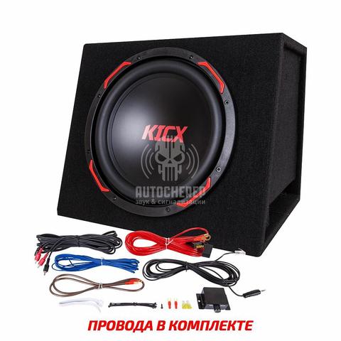 Сабвуфер Kicx GT310BPA