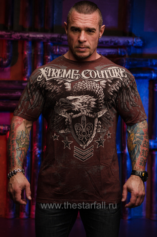 Футболка Normandy Xtreme Couture от Affliction
