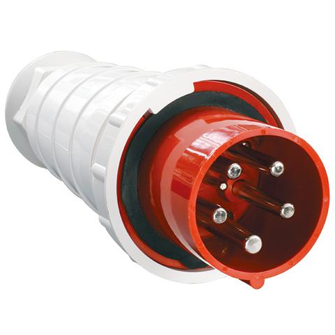 Вилка кабельная IP67 32А 3Р+РЕ+N 380В TDM