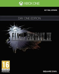 Microsoft Xbox One Final Fantasy XV. Day One Edition (русские субтитры)
