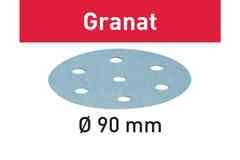 Шлифовальные круги STF D90/6 P320 GR/100 Granat
