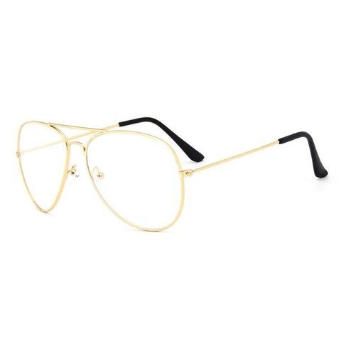 Имиджевые очки 3026003i Золотой - фото