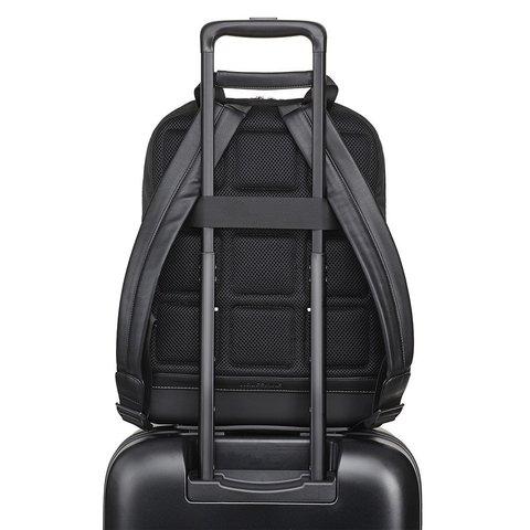 Рюкзак Moleskine Technical Weave, black, фото 6