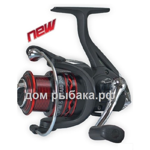 WFT Fast Spin & Braid 3500 9+1
