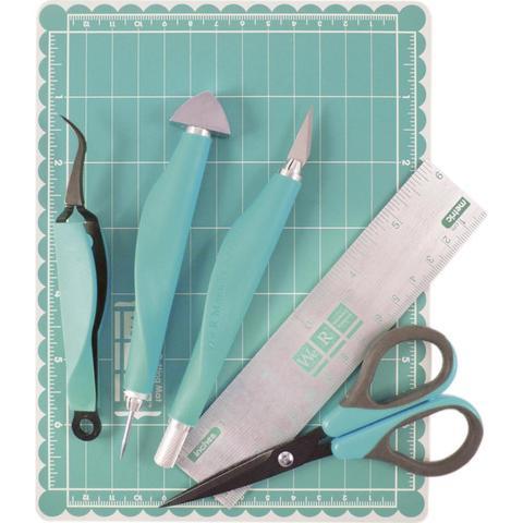 Набор инструментов для скрапбукинга Mini Tool Kit