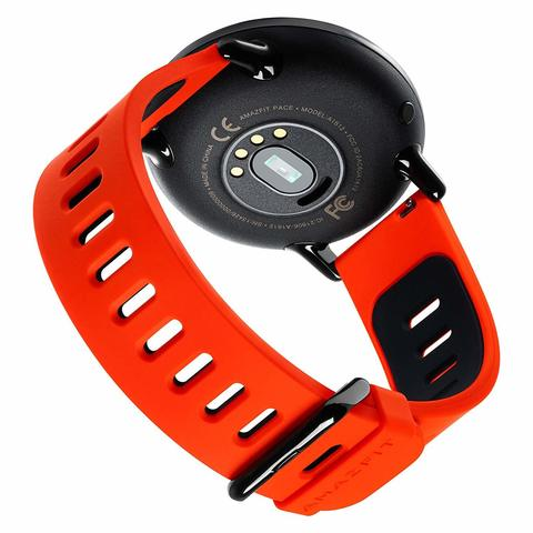 Часы Amazfit Pace (Global version/оранжевый)