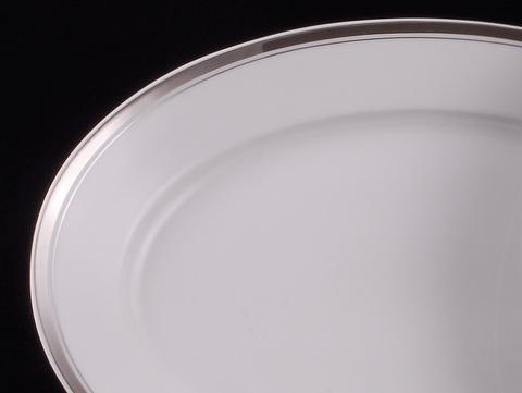 Блюдо для гарнира овальное 22 см Сабина Leander