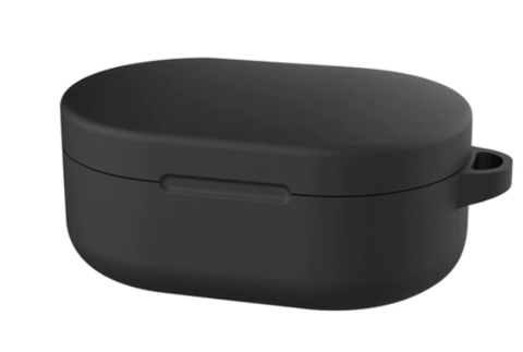 Чехол на Xiaomi Airdots силиконовый (черный)