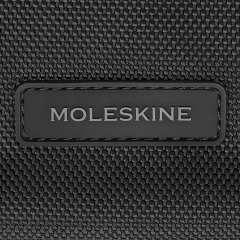 Рюкзак Moleskine Technical Weave, black, фото 9