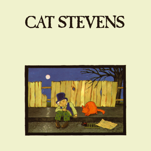 Cat Stevens ‎/ Teaser And The Firecat (LP)