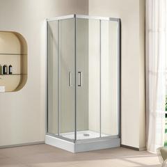 Душевой уголок с раздвижными дверьми Cezares PORTA-D-A-2-90-C-Cr фото