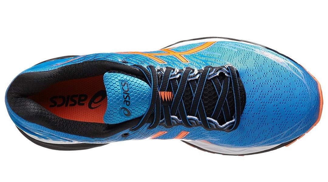Мужские профессиональные беговые кроссовки Asics Gel-Nimbus 18 (T600N 3930) фото