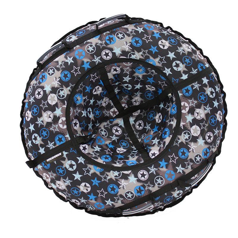 Тюбинг санки-ватрушка Hubster Люкс Plus Фабрика звезд - Тюбинги, артикул: 931303