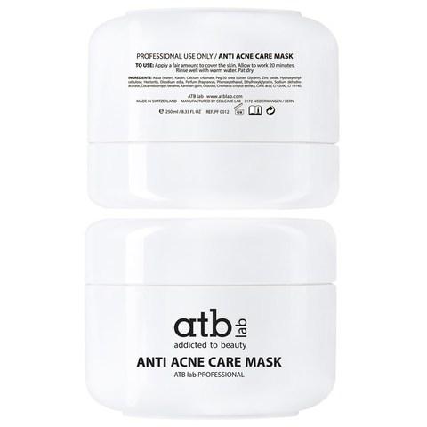* Маска анти-акне (Atb lab/250мл/PF0012)