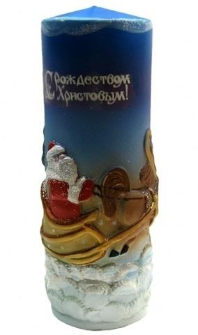 Свеча рождественская № 1 большая