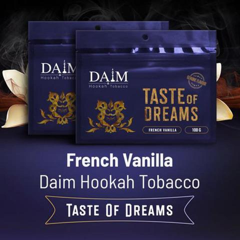 Табак Daim French Vanilla 100 г