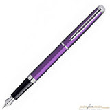 Перьевая ручка Waterman Hemisphere Purple CT (1869016)