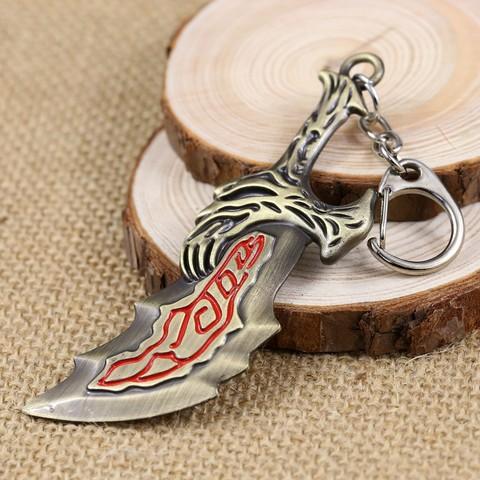 Брелок меч Кратоса