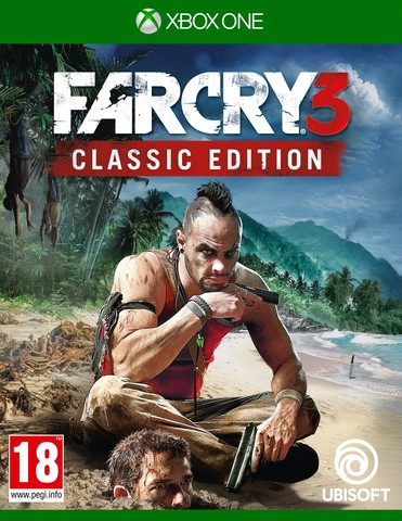 Microsoft Xbox One Far Cry 3. Classic Edition (русская версия)