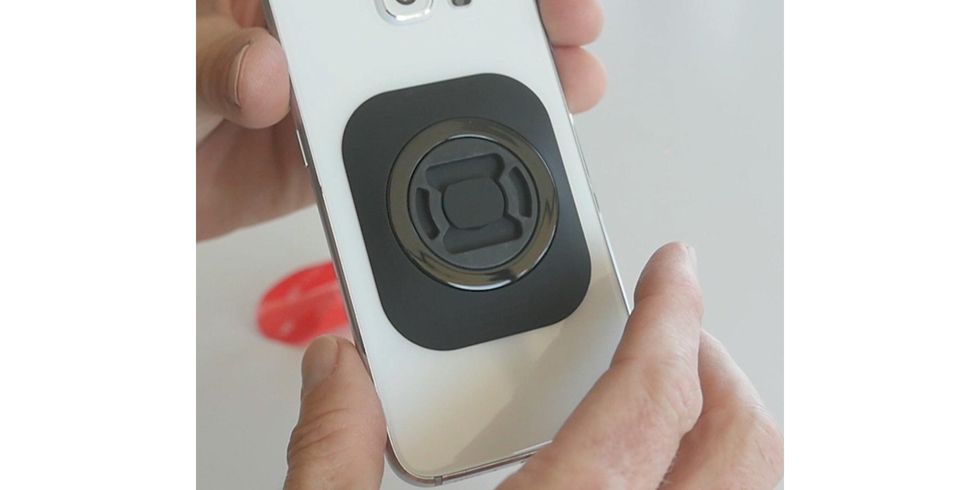 Набор универсальных креплений для смартфона на мотоцикл SP Moto Bundle Universal клейкая платформа на смартфон