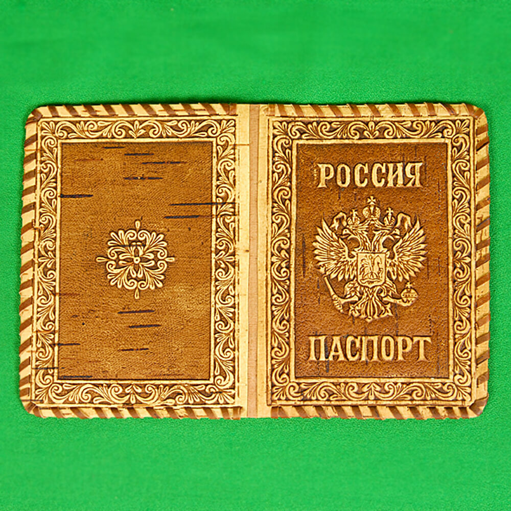 Обложка паспорта