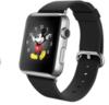 Купить Часы Apple Watch 42мм (черный кожаный с классической пряжкой) по доступной цене
