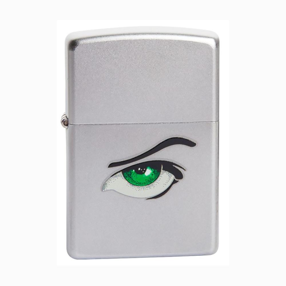 Зажигалка Zippo №205 Green eyes