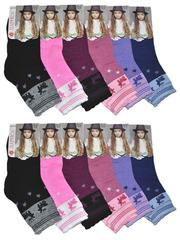 F03 носки детские (12шт), цветные