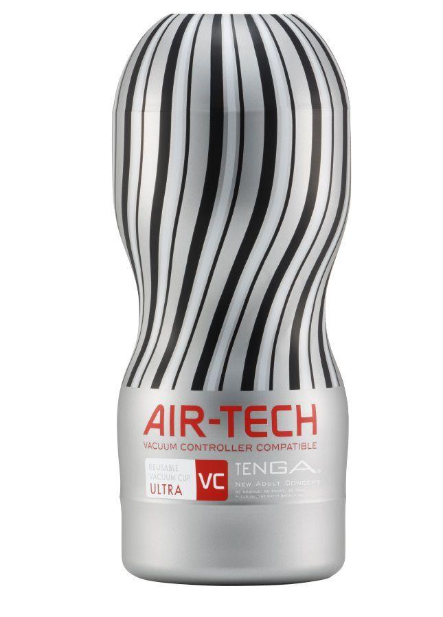 Мастурбаторы: Мастурбатор Reusable Vacuum CUP VC Ultra