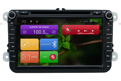 Штатная магнитола для Skoda Fabia II 07+ Redpower 31004 DVD IPS DSP