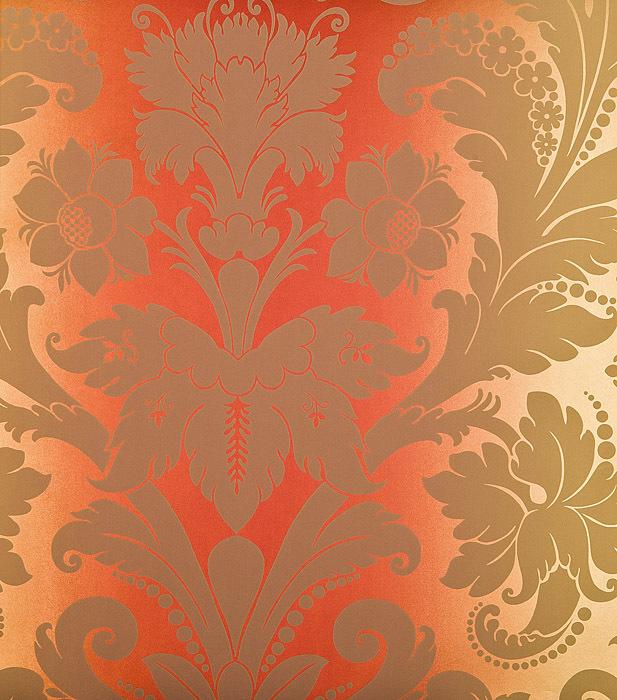 Обои Zoffany Nureyev Wallpaper Pattern NUP01005, интернет магазин Волео