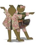 Большой весенний комплект - Демонстрационный образец. Одежда для кукол, пупсов и мягких игрушек.