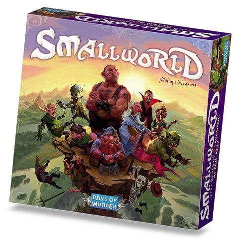 Small World. Маленький мир. Настольная игра
