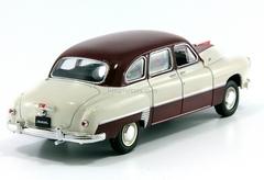 ZIM-12 GAZ-12 beige-darkred 1:43 DeAgostini Auto Legends USSR #206