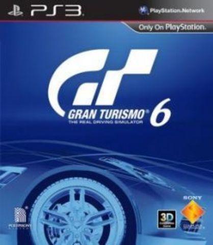 Sony PS3 Gran Turismo 6 (русская версия)