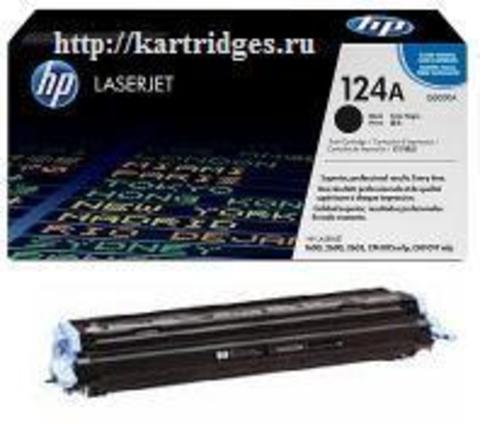 Картридж Hewlett-Packard (HP) Q6000A №124A