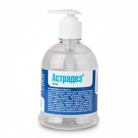 *Астрадез гель/Гигиена-Мед(дезинфицирующее средство (кожный антисептик)/500 мл)