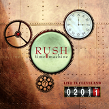 Rush / Time Machine 2011: Live in Cleveland (4LP)