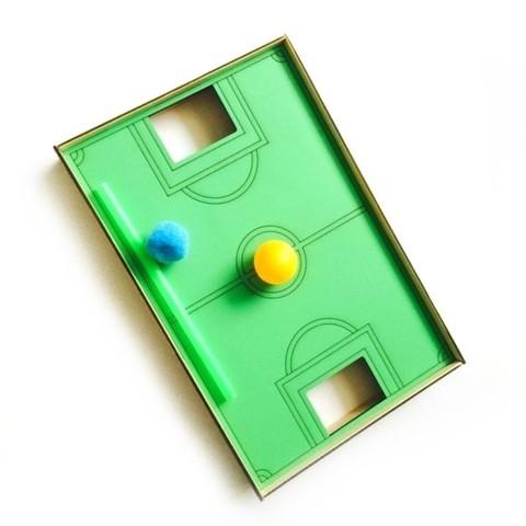 Логопедическая игра для развития речевого дыхания Футбол Сенсорика