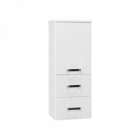 Шкаф-полуколонна Акватон - АМЕРИНА белый 1A137803AM010