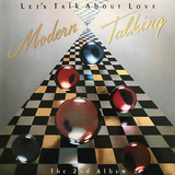 Modern Talking / Let's Talk About Love (The 2nd Album)(CD)