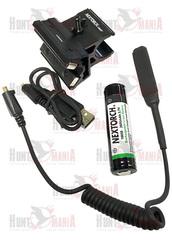 Комплект тактического фонаря TA40 Magnetic