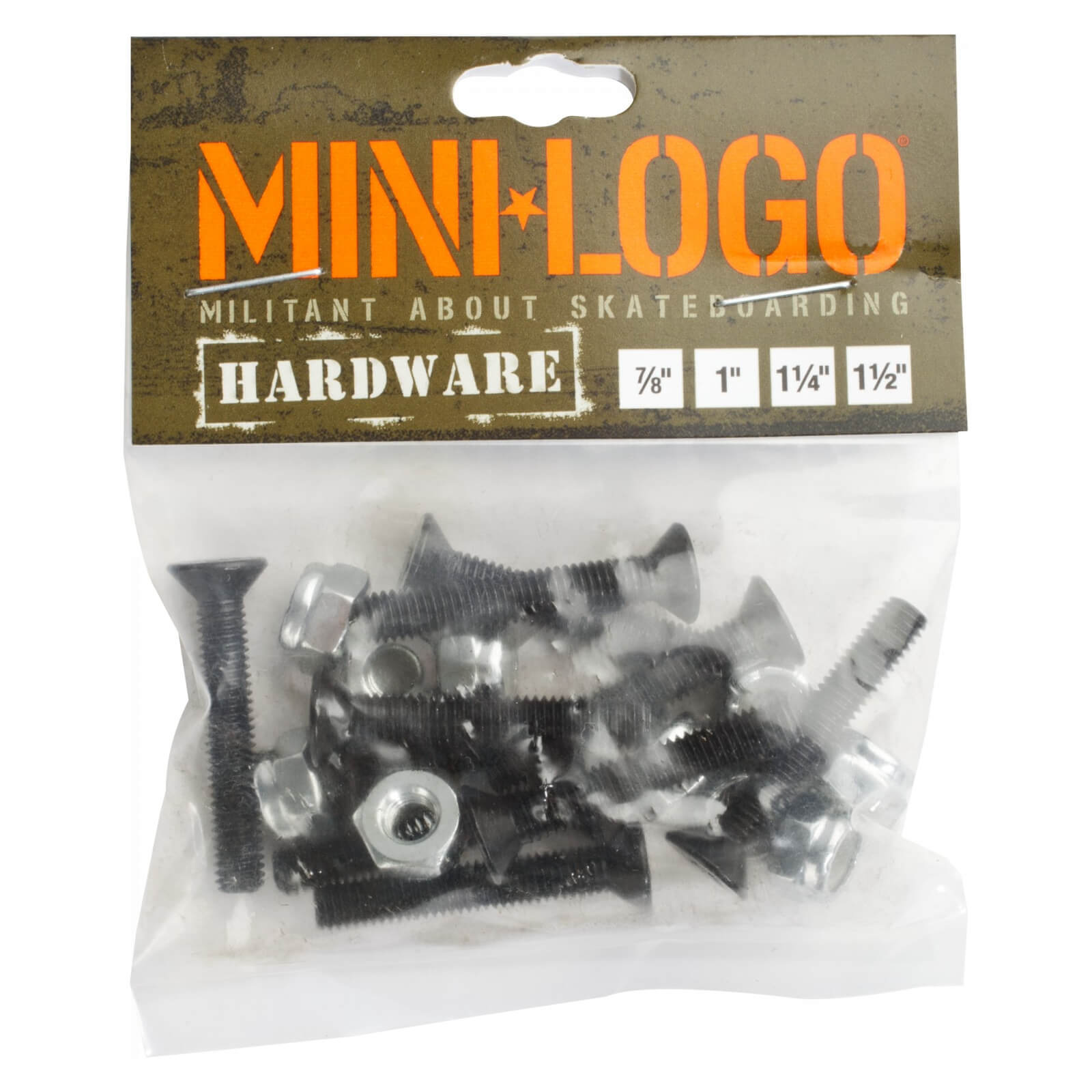 Винты MINI LOGO Single Pack