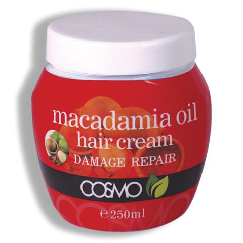 Крем для волос Масло австралийского ореха ВОССТАНОВЛЕНИЕ ПОВРЕЖДЕННЫХ ВОЛОС