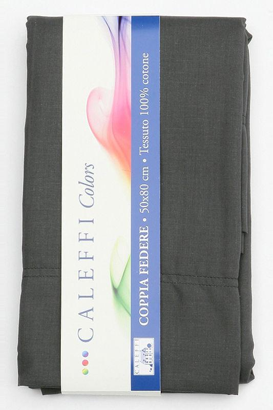Для сна Наволочки 2шт 70х70 Caleffi Tinta Unita антрацит navolochki-unito-caleffi-italiya-antratsit.jpg