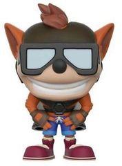 POP! Vinyl: Games: Crash Bandicoot: Crash Bandicoot w/ Jet P