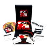 Metallica / Kill 'Em All (Deluxe Box Set)(4LP+5CD+DVD+Book)