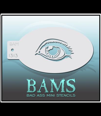 Трафарет BAMS 1313
