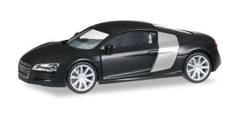 Herpa 038454 Легковой автомобиль Audi R8, НО